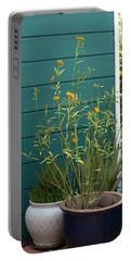 Backyard Garden Series I Portable Battery Charger
