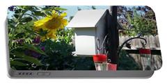 Backyard Garden Portable Battery Charger