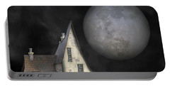 Backyard Moon Super Realistic  Portable Battery Charger
