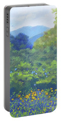Backyard Mountain Portable Battery Charger