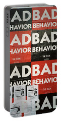 Bad Behavior Portable Battery Charger