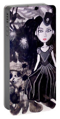 Bad Doll  Portable Battery Charger