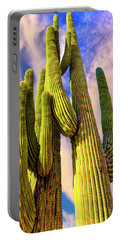 Portable Battery Charger featuring the photograph Bad Hombre by Paul Wear
