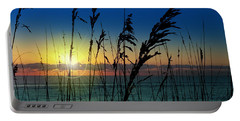 Bad Sea Oats  Portable Battery Charger
