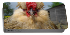 Bad Tempered Bearded Bantam Portable Battery Charger