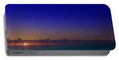 Badblue Sunrise  Portable Battery Charger