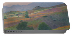 Badlands In July Portable Battery Charger