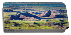 Badlands National Park Portable Battery Charger