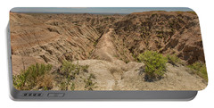 Badlands National Park Portable Battery Charger by Brenda Jacobs