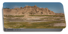 Badlands National Park In South Dakota Portable Battery Charger by Brenda Jacobs