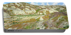 Badlands Of Wyoming Portable Battery Charger