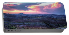 Badlands Sunrise Portable Battery Charger