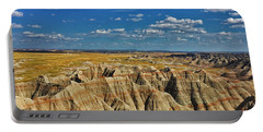 Badlands To Plains Portable Battery Charger