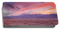 Badwater Sunset Portable Battery Charger