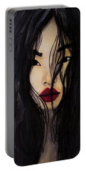 Bae Yoon Young At Backstage Portable Battery Charger