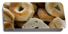 Bagels 1 Portable Battery Charger