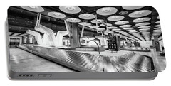 Baggage Reclaim Madrid Airport Portable Battery Charger