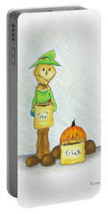 Baggs And Boo Treat Or Trick Portable Battery Charger