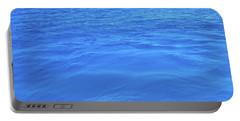 Bahama Blue Portable Battery Charger