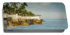 Bahamas Tropical Coast Portable Battery Charger