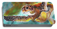 Bahamian Turtle Dove Portable Battery Charger