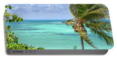 Bahia Honda State Park Atlantic View Portable Battery Charger by John M Bailey