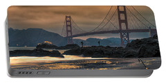 Baker Beach Golden Gate Portable Battery Charger