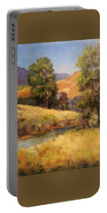 Bakesfield Creek Afternoon Portable Battery Charger