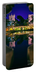 Balboa Park Reflections  Portable Battery Charger