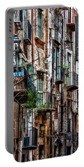 Balconies Of Palermo Portable Battery Charger