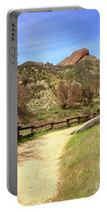 Portable Battery Charger featuring the photograph Balconies Trail - Pinnacles National Park by Art Block Collections