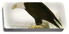 Bald Eagle Portable Battery Charger by English School