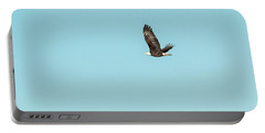 Bald Eagle Flying Portable Battery Charger