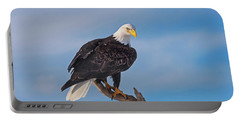 Bald Eagle Majesty Portable Battery Charger