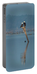 Bald Eagle Pair Portable Battery Charger