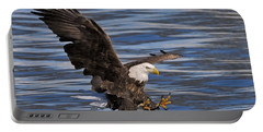 Bald Eagle Strike Portable Battery Charger