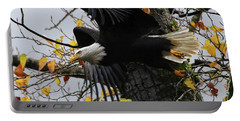 Bald Eagle Takes Flight Portable Battery Charger