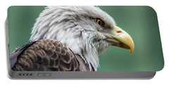 Bald Eagle - Vermont Portable Battery Charger