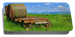 Bales At Rest Portable Battery Charger