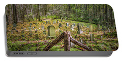 Bales Cemetery Portable Battery Charger by Patrick Shupert