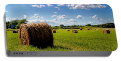 Bales Of Clouds Portable Battery Charger