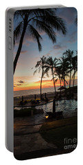Bali Sunset Portable Battery Charger