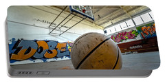 Ball Is Life Portable Battery Charger