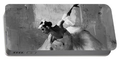 Ballerina Dance On The Floor  Portable Battery Charger by Gull G