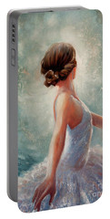 Ballerina Dazzle Portable Battery Charger
