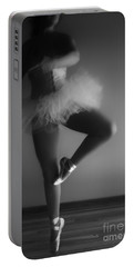 Ballet Slippers Portable Battery Charger