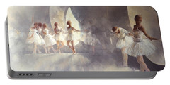 Ballet Studio  Portable Battery Charger
