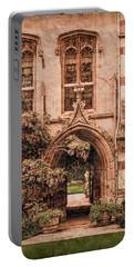 Oxford, England - Balliol Gate Portable Battery Charger
