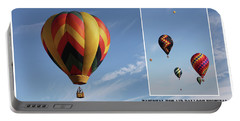 Balloon Festival Indianola, Iowa Portable Battery Charger