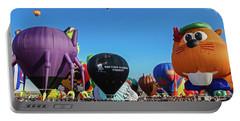 Balloon Fiesta Albuquerque I Portable Battery Charger